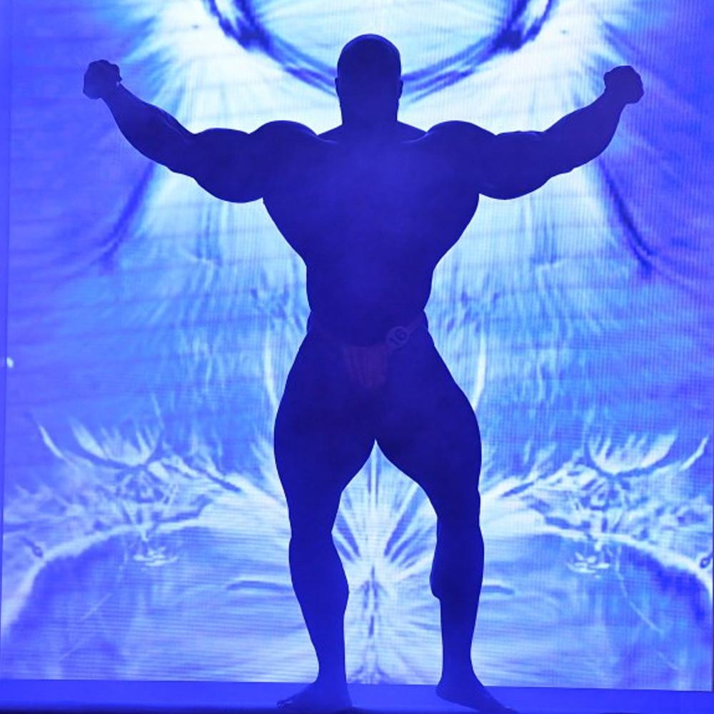 Брендон Керри - 2 место на Мистер Олимпия - 2020