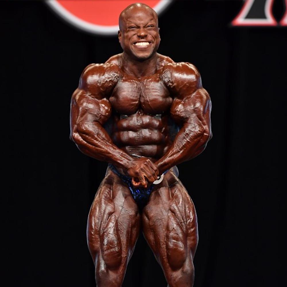 Шон Кларида - Мистер Олимпия 212 фунтов - 2020