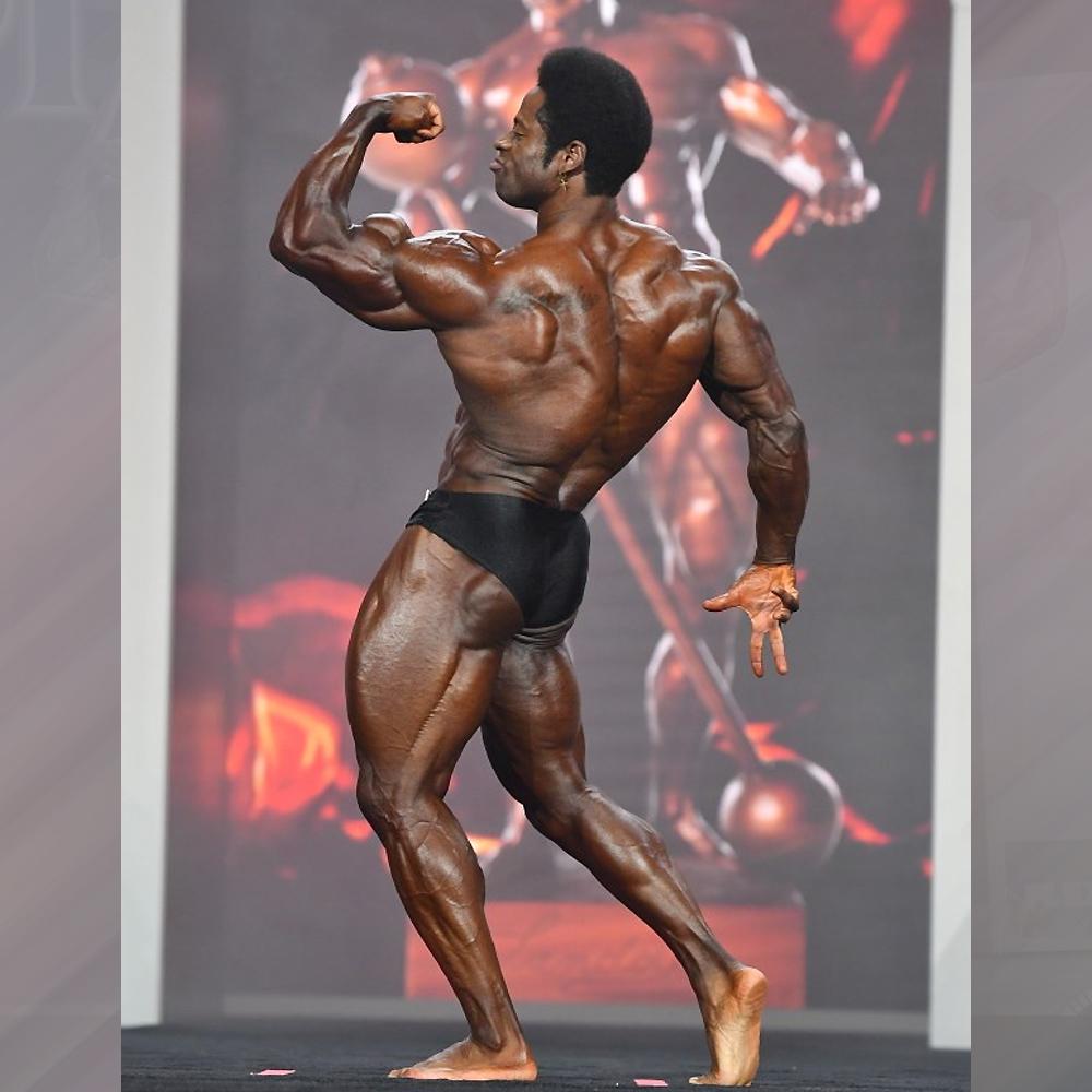 Бреон Энсли - 3 место на Классик Физик Олимпия - 2020